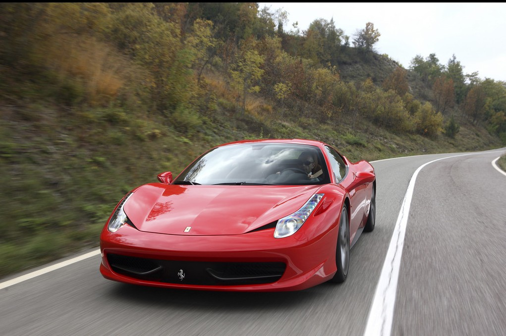 Azur Luxury Rent - Ferrari 458 Italia